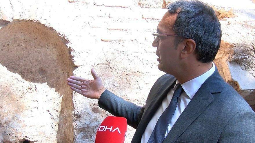 İstanbul'un en eski çeşmesi bulundu