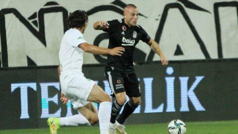 Beşiktaşlı yıldızın performansı tepki çekti!