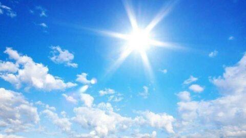 Yağışların ardından sıcak günler geri dönüyor