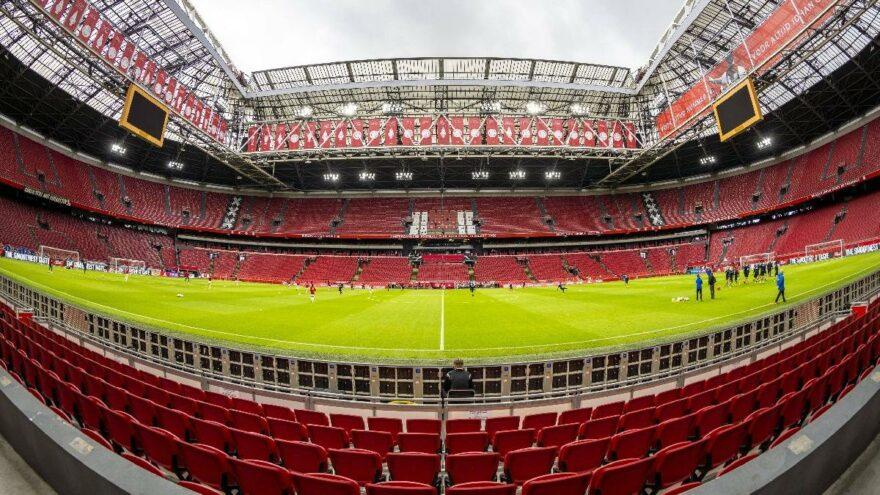 Ajax Beşiktaş maçı kapalı gişe!