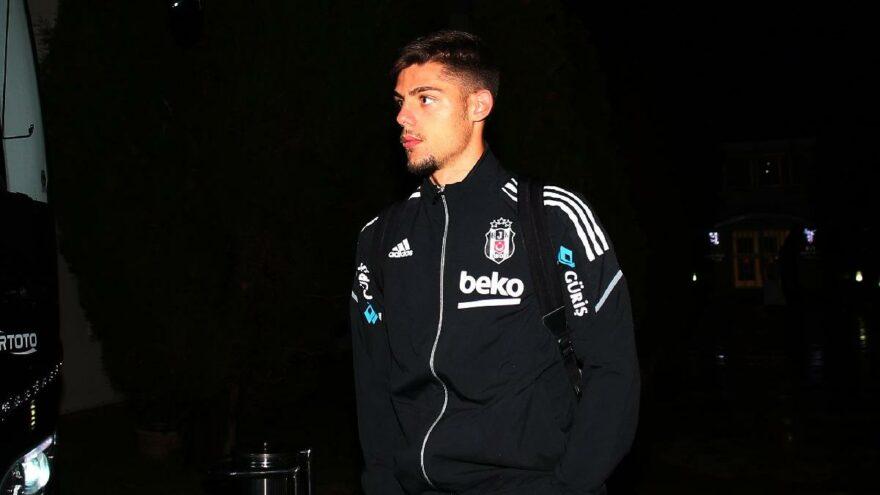 Beşiktaş'ta eksikler bitmiyor! Montero de Altay maçında yok