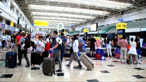 Turist sayıları pandemi öncesi döneme yaklaşamadı