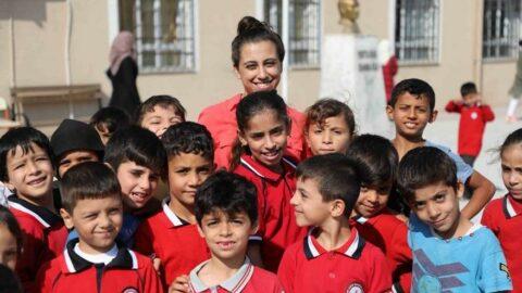 Öğretmenler mülteci kamplarında unutuldu!
