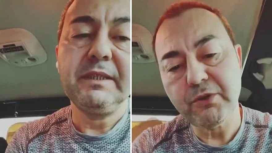 Serdar Ortaç, Beşiktaş camiasından özür diledi