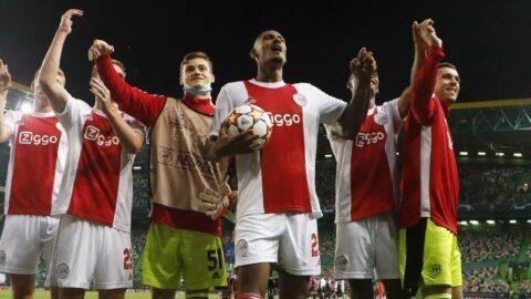 Ajax kazanmaya devam ediyor
