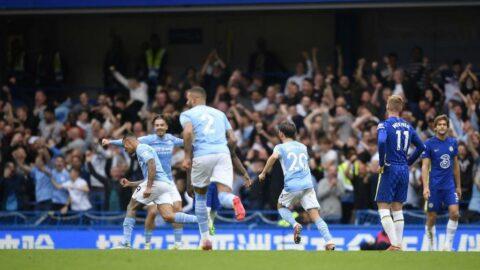 Premier Lig'in zirvesinde bol pozisyondan tek gol çıktı!