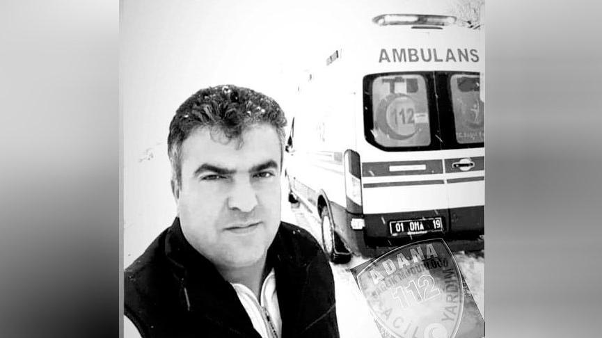 Ambulans şoförü coronadan yaşamını yitirdi