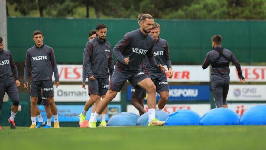 Trabzonspor'da mecburi değişim