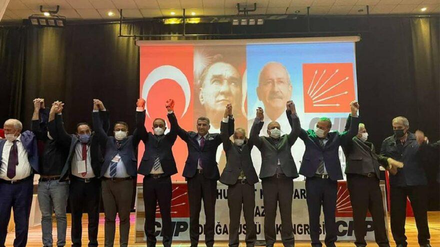 CHP Elazığ, olağanüstü kongreye gitti