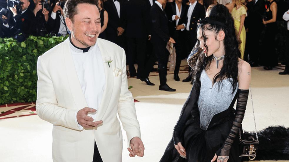 Büyük aşk bitti: Elon Musk ve Grimes ayrıldı