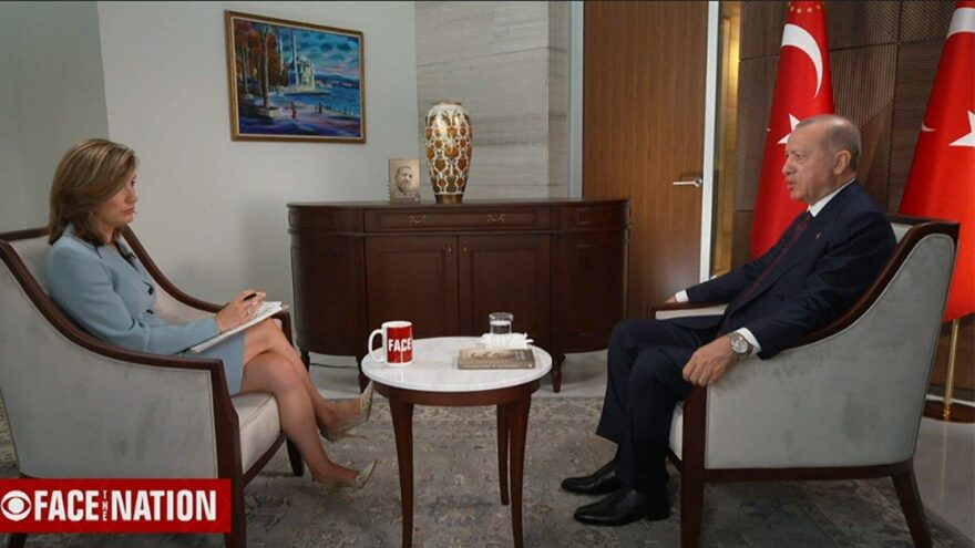 ABD medyasından dikkat çeken Cumhurbaşkanı Erdoğan yorumu: Meydan okuyor