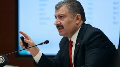 Sağlık Bakanı Fahrettin Koca paylaştı! İşte güncel vaka ve vefat sayısı