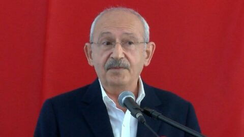 Kılıçdaroğlu, Adalar'da sempozyuma katıldı