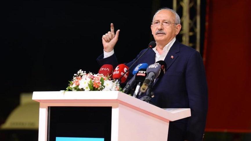 Kılıçdaroğlu: Derdini anlatan gençlere yaklaşıp 'çıkar telefonunu göster' diyen dayılara benziyorsun Erdoğan