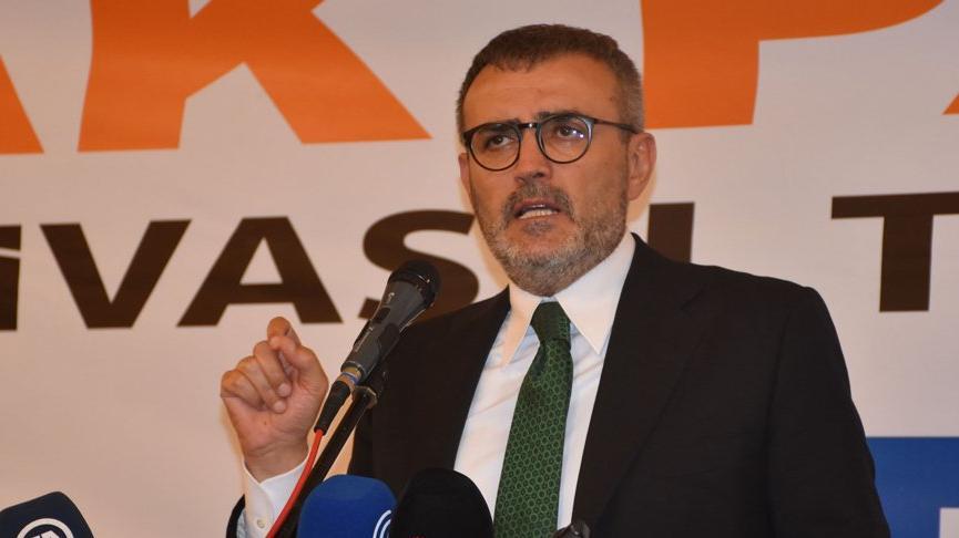 AKP'li Ünal: Türkiye'nin yanında olan ve duran herkesle siyasi görüşü ne olursa olsun beraberiz