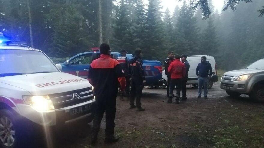 Kayıp 15 kişiyi ekipler buldu! Cezada kurtulamadılar