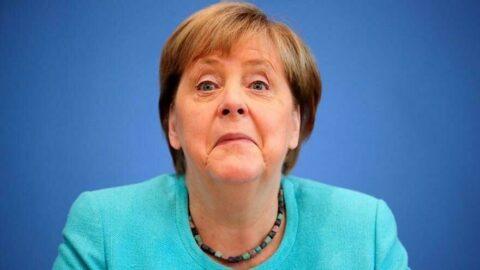 Merkel giderayak oy istedi! Dikkat çeken Uğur Şahin detayı