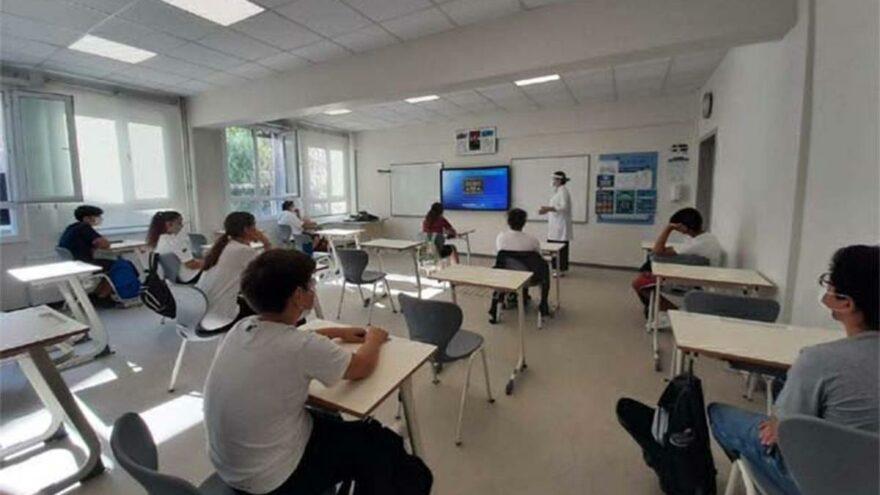 Yüz yüze eğitime corona engeli! 600 öğrencisi olan okul kapatıldı