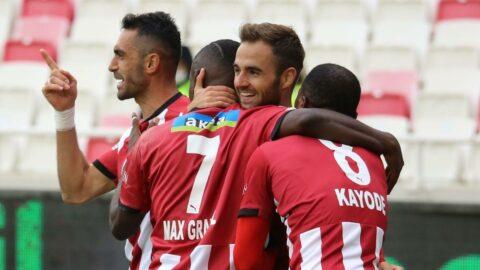 Jorge Felix, Süper Lig'deki ilk golünü attı