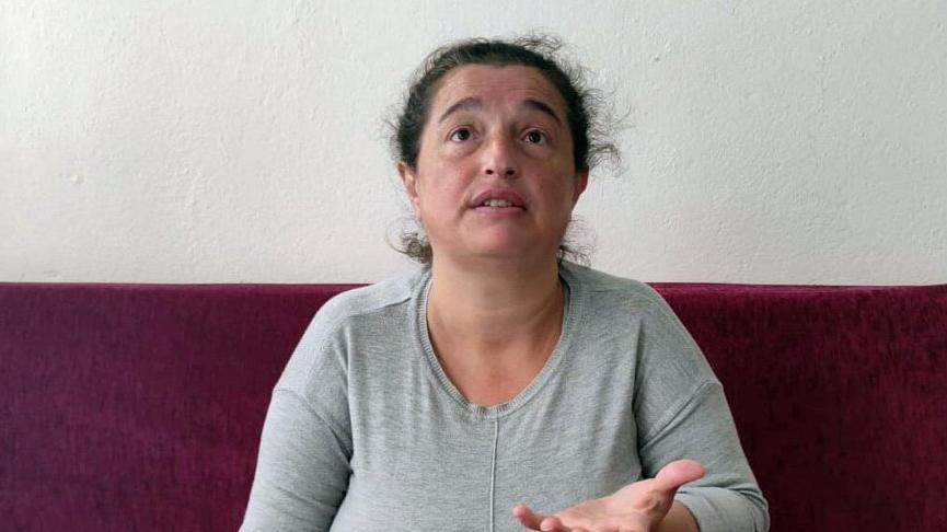 Bursa'da bulunanTuana'nın annesi: Yurtta kalmasını kabul edemem