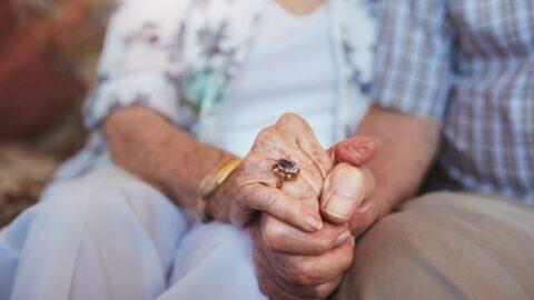 Evli çiftler aynı sağlık sorunlarını yaşıyorlar