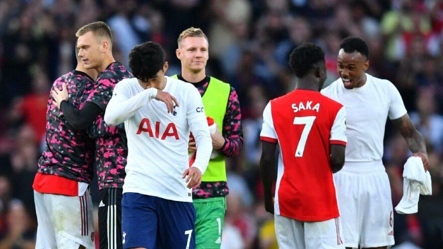 Londra derbisinde kazanan Arsenal! Tottenham kâbusu sürüyor: 3-1