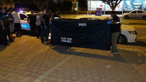 Antalya'da bir kişi araçta ölü bulundu