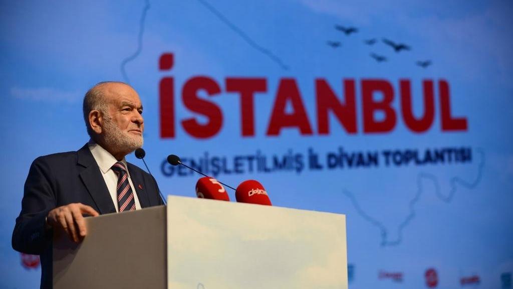 Karamollaoğlu'ndan Erdoğan'a: Sen önce kendi memleketinde adaleti tesis et