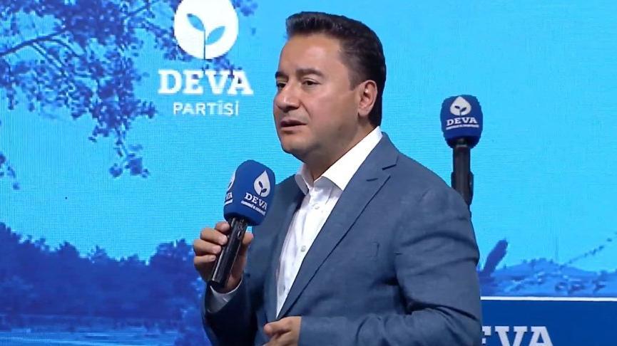 Ali Babacan: AK Parti, mazlumların ahını alan bir iktidar oldu