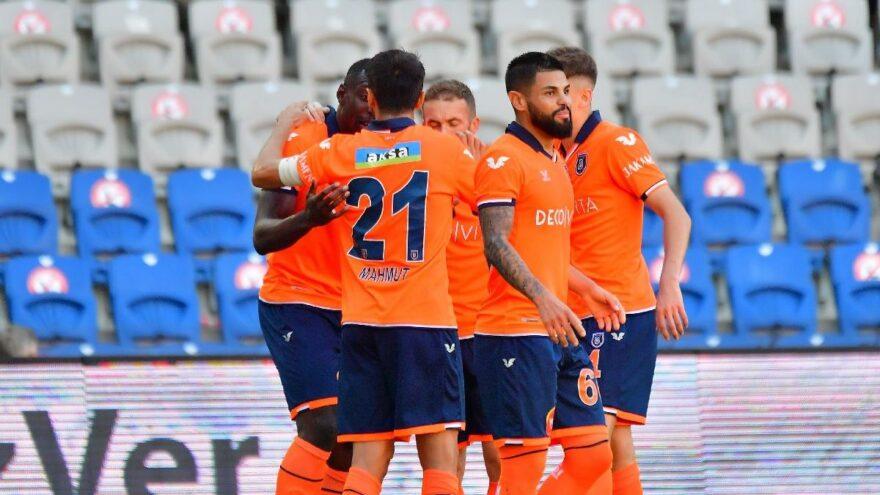 Okaka Rizespor'u tek başına devirdi, Başakşehir nefes aldı: 3-0