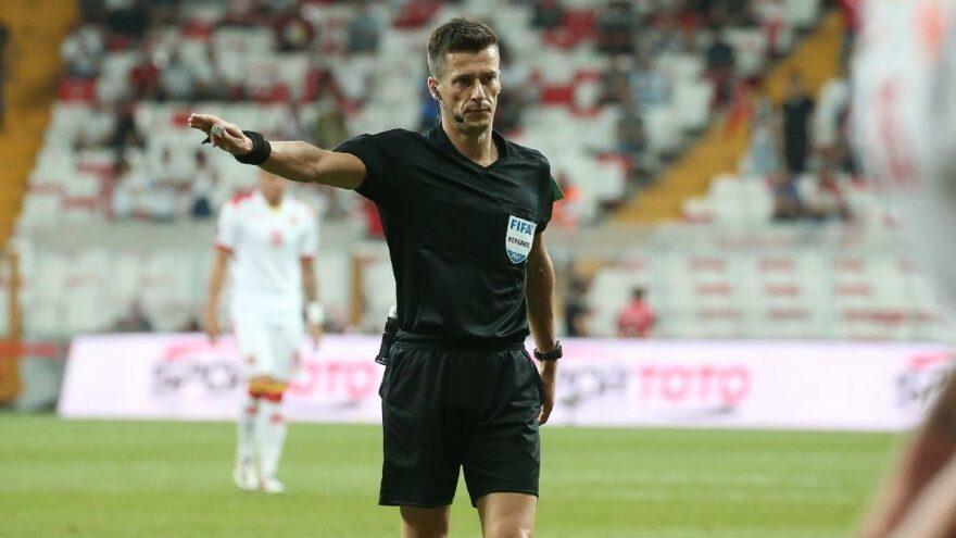 Ajax-Beşiktaş maçına Fransız hakem