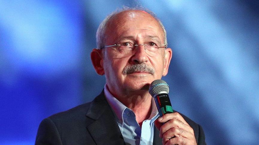 Kılıçdaroğlu'ndan Hatay'da Suriye mesajı
