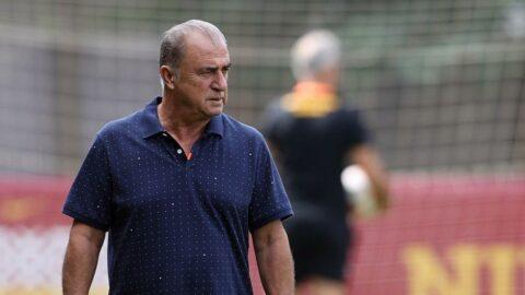 Galatasaray'da Fatih Terim'den Göztepe maçı için değişiklik
