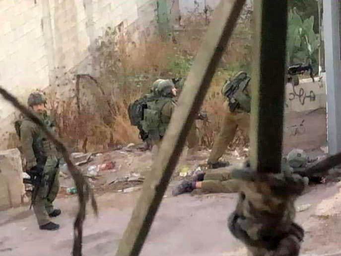 İsrail sabah baskınında 4 Filistinliyi öldürdü