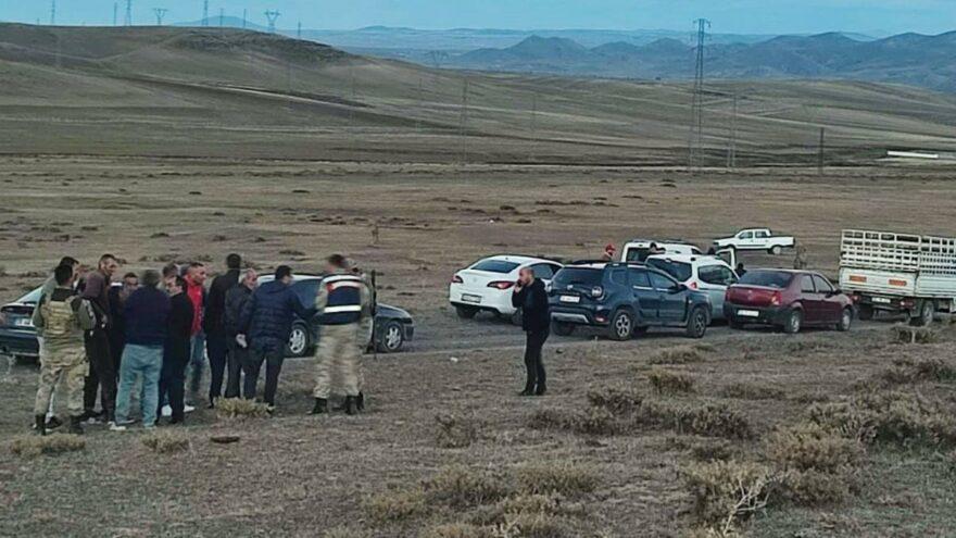 Kars'ta köpek dövüştürüp, bahis oynayan 41 kişi yakalandı