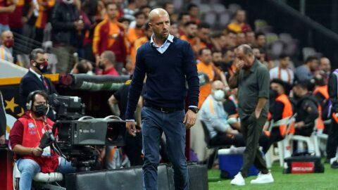 'Türk futbolunda baskı fazla'