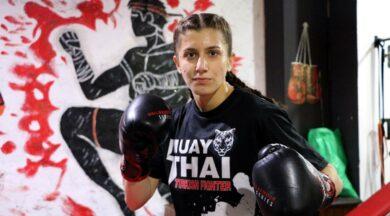 Sudenur Bostancı 'Kızdan boksör olmaz' sözlerine kulaklarını tıkadı, 4 yıldır yenilmiyor