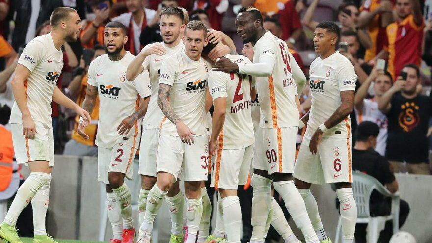 Galatasaray, Göztepe maçında geriden gelip kazandı: 2-1
