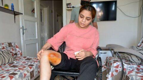 Eski eşi vurdu, tekerlekli sandalyeye mahkum oldu