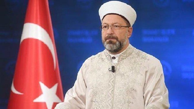 Diyanet İşleri Başkanı Ali Erbaş'tan Ankara Barosu'na hakaret davası