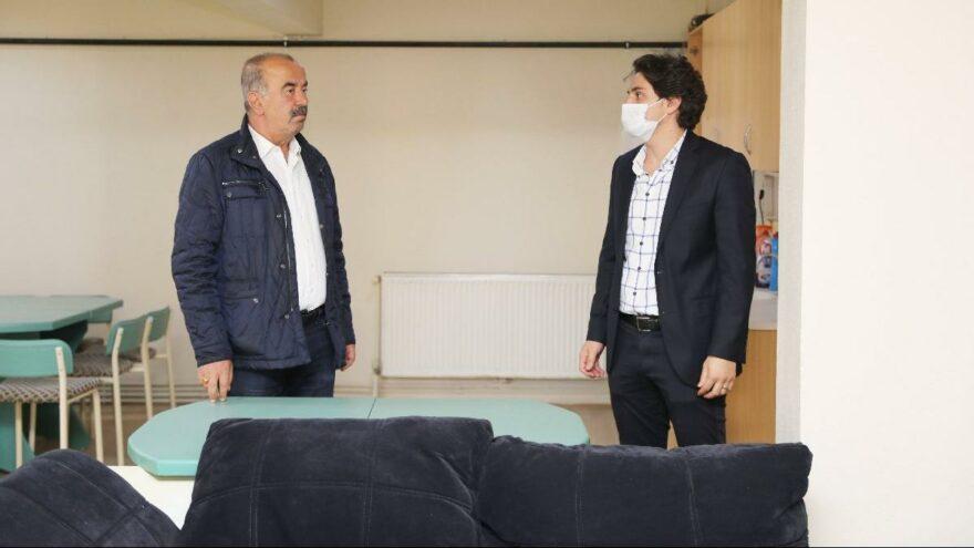Bursa'da barınma sorunu yaşayan öğrenciler için harekete geçildi