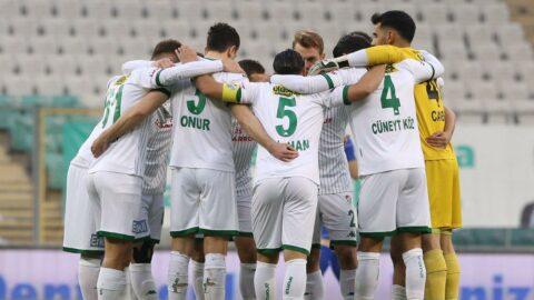 Bursaspor'da iki futbolcu affedildi