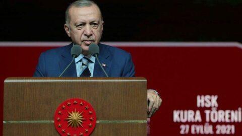 Yeni uygulama başlıyor... Cumhurbaşkanı Erdoğan açıkladı