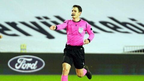 Salzburg - Lille maçını Halil Umut Meler yönetecek