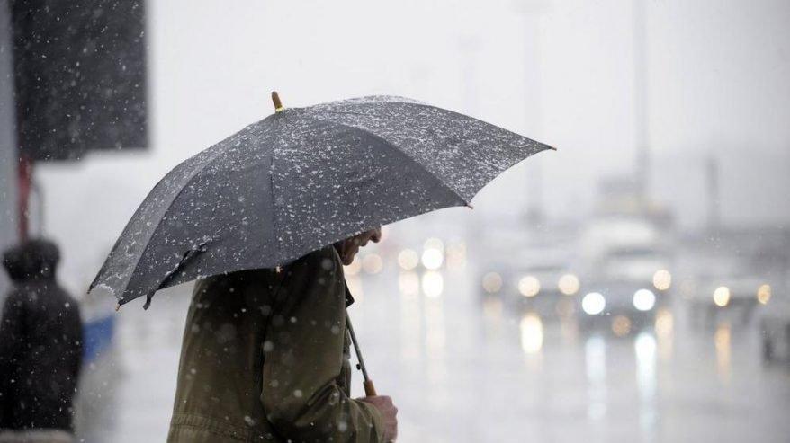 İstanbul hava durumu, Meteoroloji tarafından yayınlandı