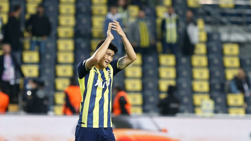 Fenerbahçe'de sezona damga vuran isim Kim Min-jae! 'Kore Tankı' herkesin dilinde…
