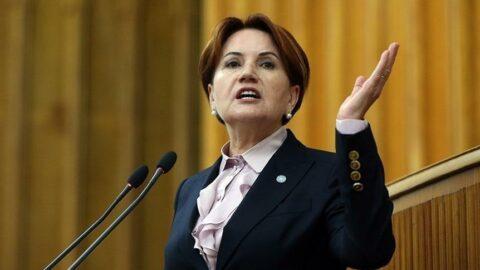 Meral Akşener: Erdoğan ile Haftanın Teröristi programına hoş geldiniz…