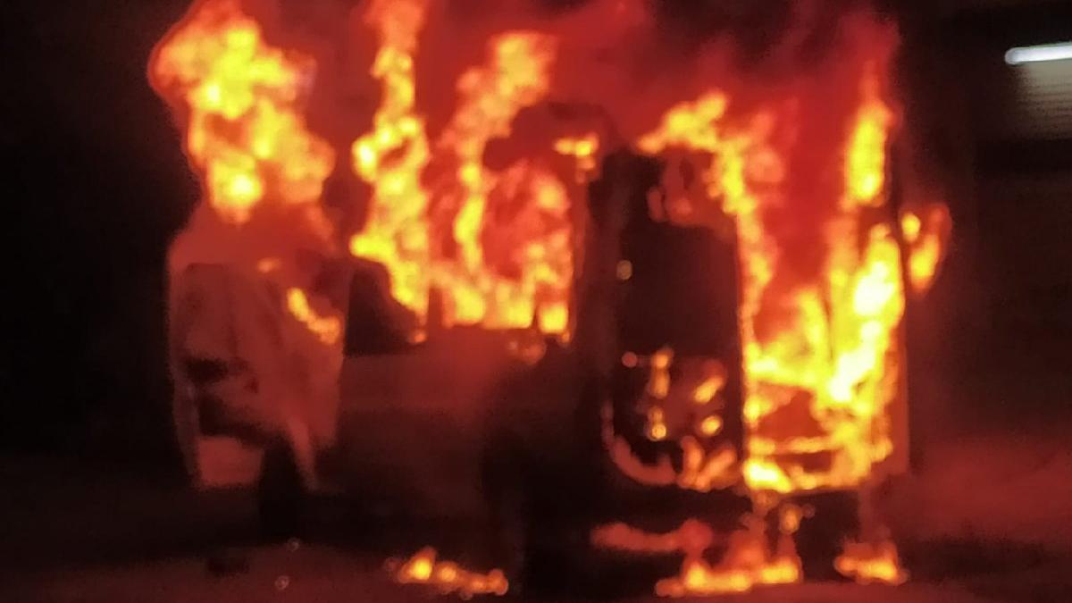 Diyarbakır'da minibüste patlama