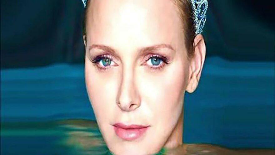 Prenses Charlene'den kafa karıştıran mesaj: Esrarengiz ve bilmece gibi