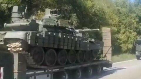 Balkanlar karıştı: Sırplar Kosova sınırına yığınak yapıyor